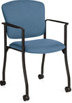 Global Twilight Series Mobile Training Room and Guest Chair 2194C