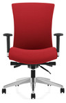 vion upholstered task chair