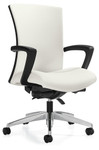 vion office chair with conference arms
