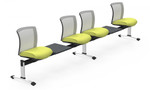 4 seat and 2 table vion beam configuration