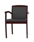Cherryman Jade Series Mahogany Guest Chair CHAIR-30