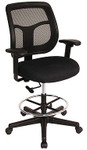 Apollo Series Mesh Back Task Stool DFT9800 by Eurotech Seating