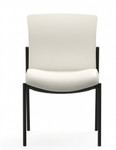 vion side chair with fabric upholstery