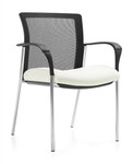 vion mesh side chair