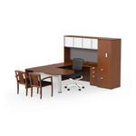 cherryman jade u shaped desk