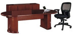 Cherryman Ruby Collection 6' Wood Conference Table RU-249N