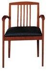 Cherryman Ruby Collection Wood Guest Chair CHAIR-01