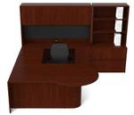 Cherryman Ruby Series U Shaped Executive Desk RU-261