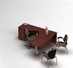 """Global Zira 72""""W L-Desk with 48""""W Return"""