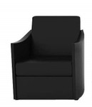 Cherryman Verde Series Contemporary Leather Lounge Chair CHAIR-40