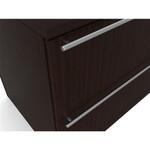 Cherryman Verde Series VL-703N Straight Front Desk with Storage Credenza Configuration