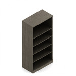 Global Zira Series Open Storage Bookcase Z36M7SHN