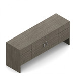 Global Zira Storage Credenza Cabinet Z2072C