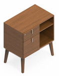 Corby Freestanding Executive Wall Cabinet by Global
