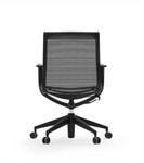 iDesk Curva Mid Back Nylon Frame Mesh Office Chair CUR111