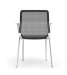 iDesk Curvina CUR201 Mesh Side Chair