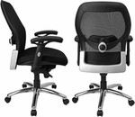 Flash Furniture Super Mesh Office Chair LF-W42-GG