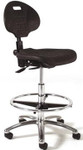 Intensa 843 Armless Laboratory Chair with Foot Ring
