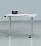 "Mayline 48"" x 30"" ML Series 2 Stage Height Adjustable Table 5223048H (Multiple Finish Options!)"