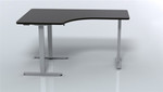 Mayline 53346LRH ML Series Sit To Standing Workstation (Multiple Finish Options!)