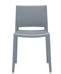 Global Bakhita Armless Polymer Stack Chair 6751