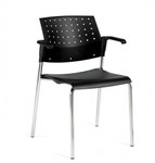 Global Sonic Guest Chair 6513