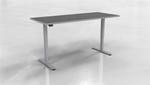 "Mayline 72"" x 30"" ML Series 3 Stage Height Adjustable Table 5323072H (Multiple Finish Options!)"