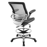 Modway Edge Modern Drafting Stool EEI-211 (3 Colors Options)