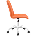 Modway EEI-1533 Prim Series Armless Office Chair (8 Cool Colors!)