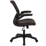 Modway EEI-291 Veer Mesh Office Chair with Vinyl Seat (2 Colors!)