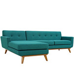 Modway Engage Left-Facing Sectional Sofa (7 Color Options!)