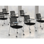 thesis tablet chairs for training and classroom use