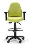 RFM High Back Drafting Chair 4833