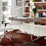 Modway Panel Office Desk EEI-1321 (2 Finish Options!)