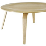 Modway Plywood Coffee Table EEI-509 (3 Finish Options!)