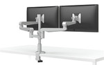 ESI Evolve Series Adjustable Dual Screen Monitor Arm EVOLVE2-FF