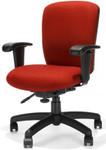 RFM Preferred Seating Rainier Medium Back Office Chair R2