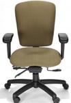 RFM Preferred Seating Rainier Medium Back Office Chair R6
