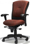 RFM Preferred Seating Tuxedo Managers Chair 4515