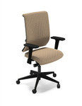 Fully Upholstered Mayline Commute Chair C1BU