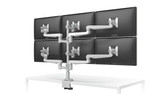 ESI EVOLVE6-FF 6 Screen Adjustable Monitor Arm