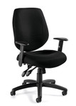 offices to go adjustable ergonomic task chair