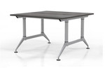 Mayline Even Series 2 Person Workstation LD1 (2 Finish Options!)
