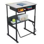 Safco AlphaBetter Desk 1204GR