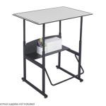 Safco AlphaBetter Desk 1208GR