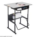 Safco AlphaBetter Desk 1209GR
