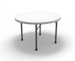 """Mayline Event Series 60"""" Round Folding Table 770060"""