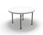 "Mayline Event Series Multi Purpose 48"" Round Folding Table"