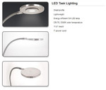 ESI LED Task Light PIXIE-LED