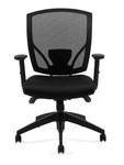 Offices To Go 2801 Mesh Back Office Chair with Synchro-Tilter Mechanism
